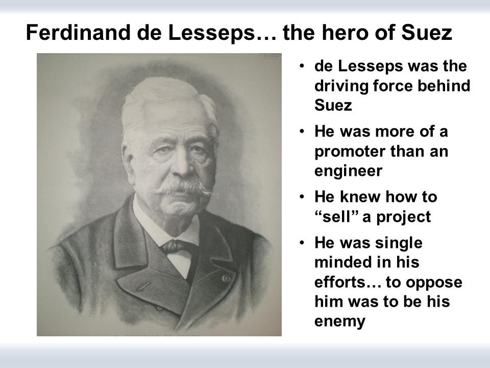 De Lesseps